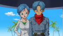 Bulma-FutureTrunks