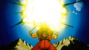 Final de muerte caótica (explosión causada)