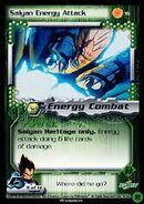 Ataque de Energía Saiyan -Collectible Card Game
