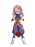 Chronoa Kaio-shin Artwork