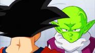 DBS - Dende y Goku