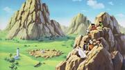 DragonTeam and Supreme Kai find Babidi's spaceship