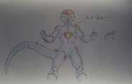 Dragon Ball Super Broly - Skytree Super Genga 7