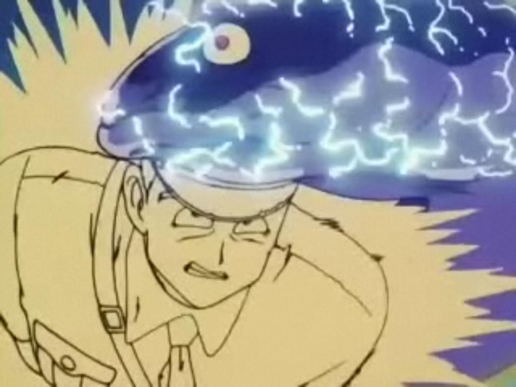 Giant Electric Eel Dragon Ball Wiki Fandom Powered By Wikia