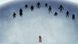 Goku 12 universes is tournament