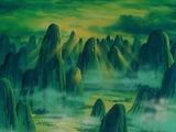 Montaña Baozi