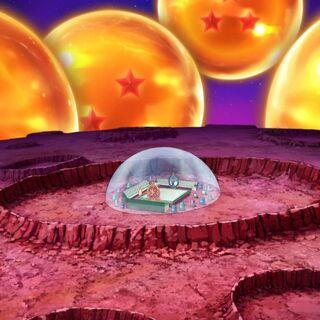 Ring del Torneo degli Degli della Distruzione del Sesto e Settimo Universo.