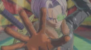 Trunks Ginyu