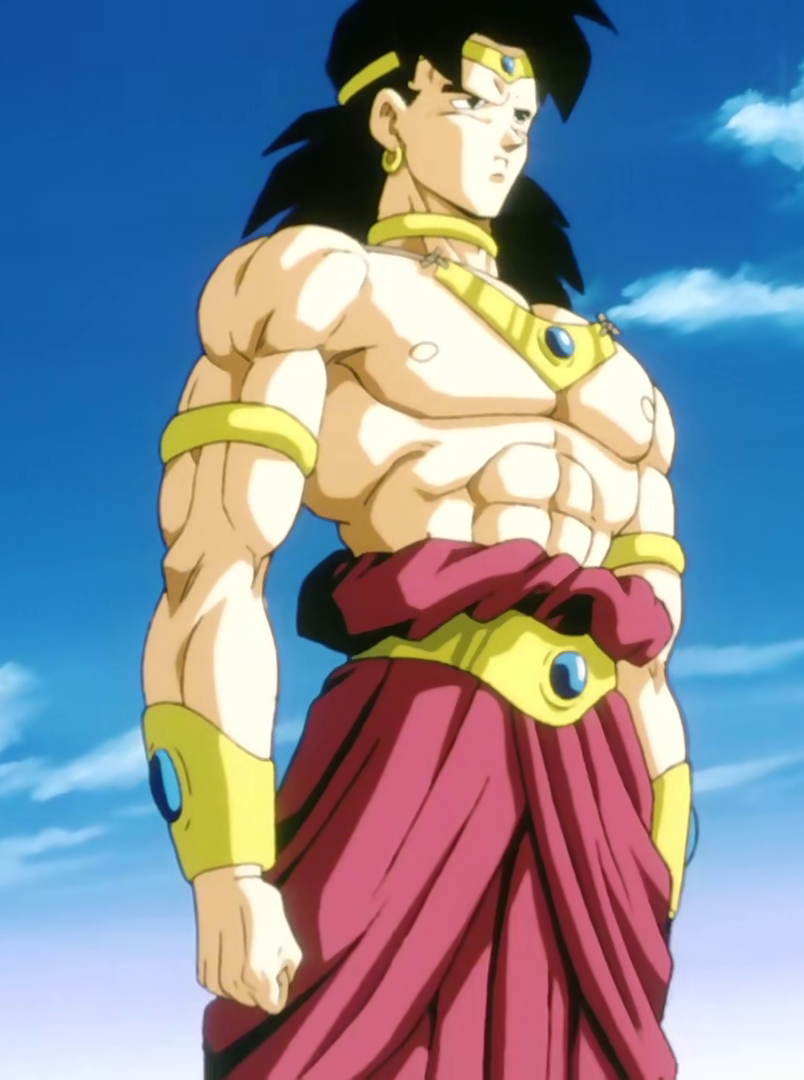 Broly Dragon Ball Wiki Fandom Powered By Wikia Gallery For Gt Electricity Symbols Kids