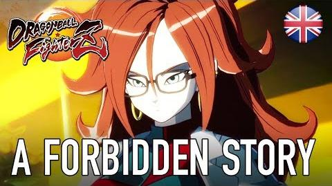 Dragon Ball FighterZ - PS4 XB1 PC - A forbidden story (TGS English Trailer)
