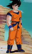 GokuVsVegetaFirstFightEarth
