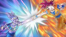 Goku vs. Beerus