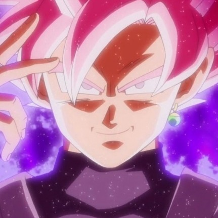 Super Saiyan Rose-E