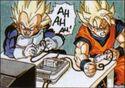 Vegeta+Goku games LOL