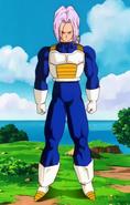 FTrunks uniforme saiyan