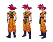Super Saiyan Dios Dragon Ball Wiki Fandom Powered By Wikia