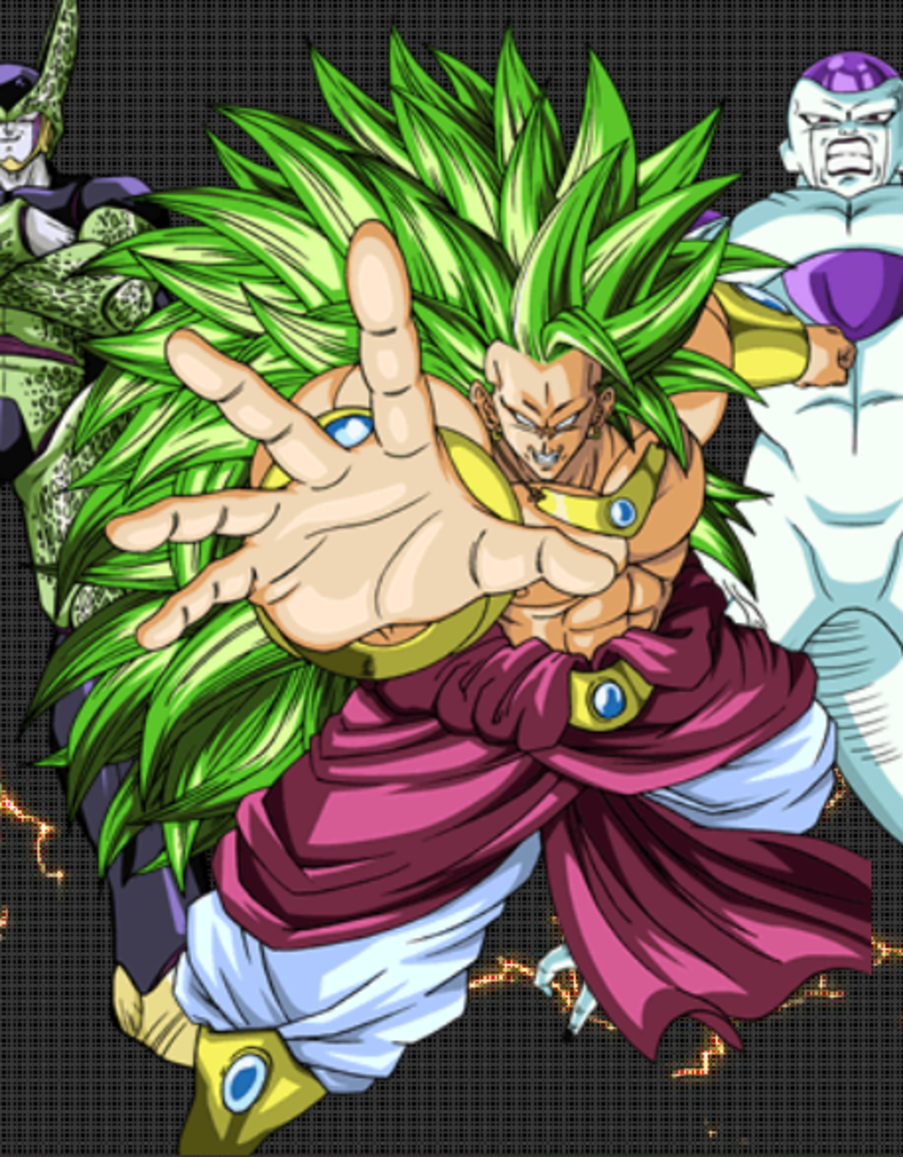Legendary Super Saiyan 3 Dragon Ball Wiki Fandom Powered By Wikia