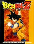 Dragon Ball Z The Anime Adventure Game libro1