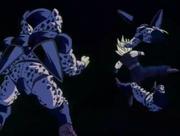 Gohan distrugge i Cell Jr