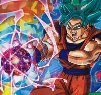 Goku Destrucción SDBH