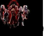 Guerrieri della Core Area