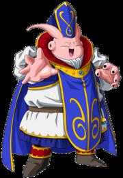 Majin Elite (Super God Class-Up) (Artwork)