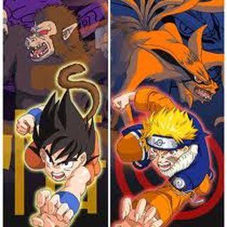 Naruto con l'Uniforme di Goku in <i>Storm 3</i>
