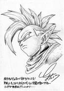 Artwork de Tapion (Toyotaro)