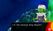 DB Fusions Namekian Demon King Moolin (Introduction)