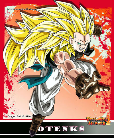Db heroes gt gotenks ssj3 by metamine10-d70ndj7