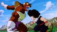 Neiz attacks Gohan