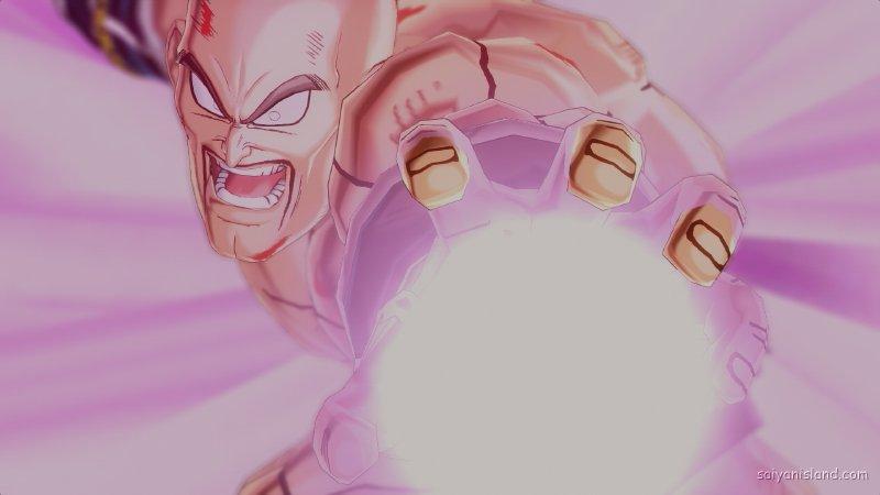 DBXV Gohan Piccolo VS Nappa Epic Sacrifice Nappas Bomber DX Return Of The Saiyans Saga 1212 02