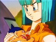 Future Bulma Baby Trunks
