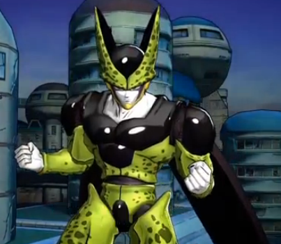 Image - Future Cell Perfect Form.png | Dragon Ball Wiki | FANDOM ...