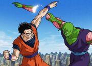 Gohan si allena da Piccolo per il Torneo del Potere
