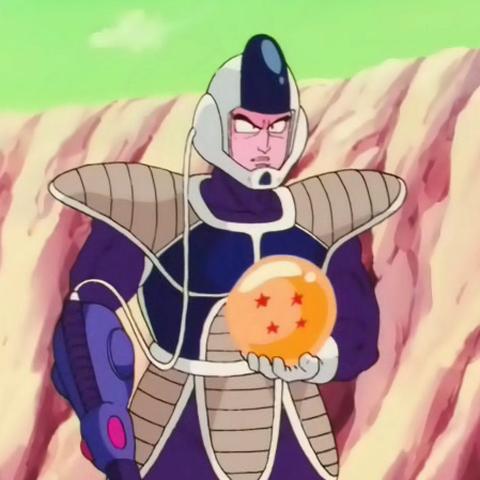 Raspberry in <i>Dragon Ball Z</i>.