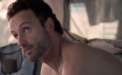 Shirtless rick for mommy