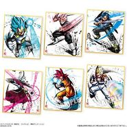 Stikers Bandai