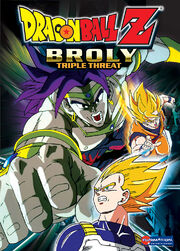 Broly Triple Threat