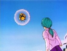 Bulma Time Machine Liftoff