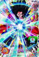 Goku Xeno SS4 sdbh carta
