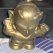 GoldChromePiccolo