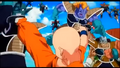 Krillin vs Frieza's 1000 soldiers army 02, Resurrection 'F', IsraeliteVIP pic snap