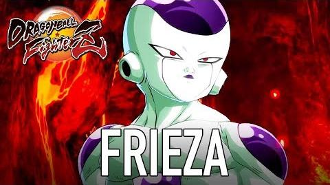 Dragon Ball FighterZ - PS4 XB1 PC - Frieza (Character Intro Video)