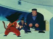 Goku libera Androide 8