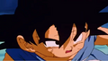 Goku tired form fighting Mouma 0