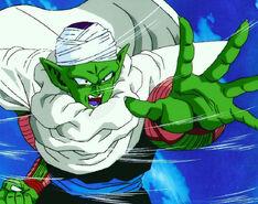 Piccolo Pose de pelea