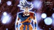 Saiyan God of light