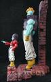 Bido Bujin statues side