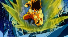 False Super Saiyan